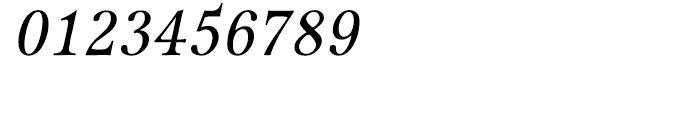 P22 Foxtrot Italic Font OTHER CHARS