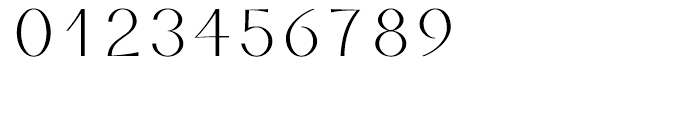 P22 Kirkwall Regular Font OTHER CHARS