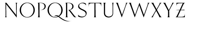 P22 Kirkwall Regular Font UPPERCASE