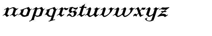 P22 Larkin Regular Font LOWERCASE