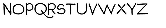 P22 Stanyan Autumn Bold Font UPPERCASE