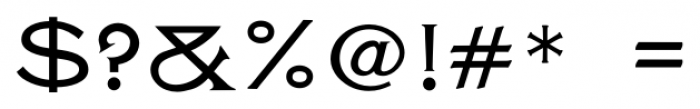 P22 Victorian Gothic Font OTHER CHARS
