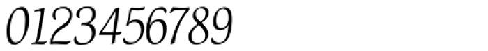 P22 Avocet Light Font OTHER CHARS
