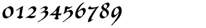 P22 Bastyan Font OTHER CHARS