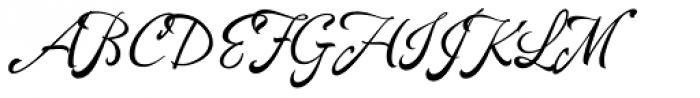 P22 Chai Tea Pro Font UPPERCASE