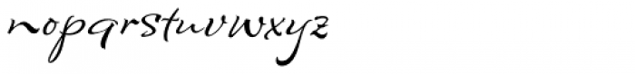 P22 Chai Tea Pro Font LOWERCASE
