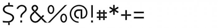 P22 Coda Pro Font OTHER CHARS