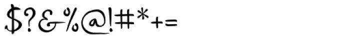 P22 Da Vinci Forward Font OTHER CHARS