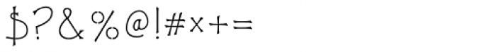 P22 FLLW Terracotta Alternate Font OTHER CHARS