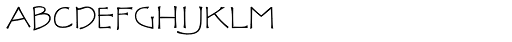 P22 FLLW Terracotta Font LOWERCASE