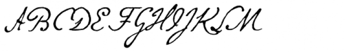 P22 Gauguin Pro Font UPPERCASE