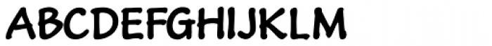 P22 Kaz SC Font LOWERCASE