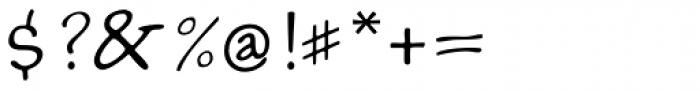P22 Kaz Thin Font OTHER CHARS