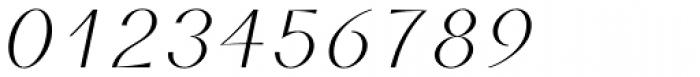 P22 Kirkwall Pro Italic Font OTHER CHARS