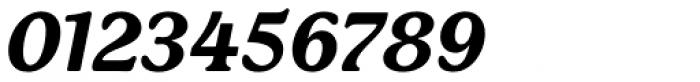 P22 Mackinac Pro ExtraBold Italic Font OTHER CHARS