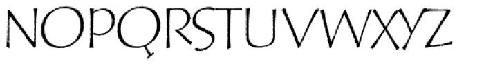 P22 Peanut Sans Alt Font UPPERCASE