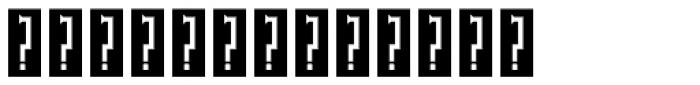 P22 Phantasmagoria Fill Font LOWERCASE