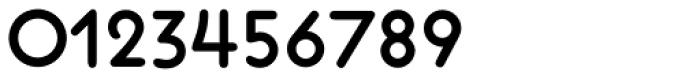 P22 Platten Neu DemiBold Font OTHER CHARS