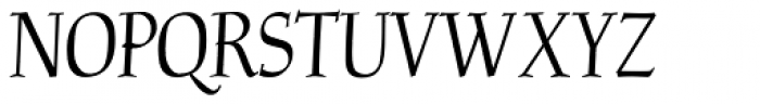 P22 Plymouth Pro Font UPPERCASE