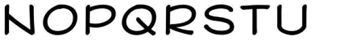 P22 Saarinen Pro Bold Font UPPERCASE