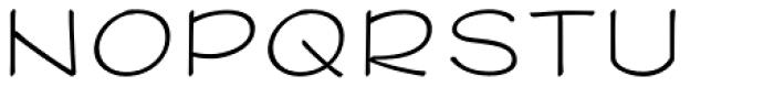 P22 Saarinen Font UPPERCASE