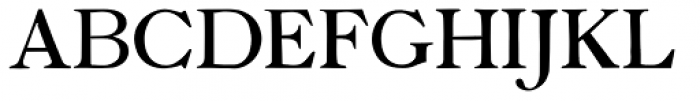 P22 Sherwood Font UPPERCASE