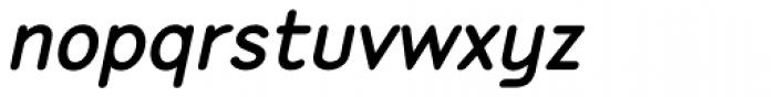P22 Speyside Bold Initials Italic Font LOWERCASE
