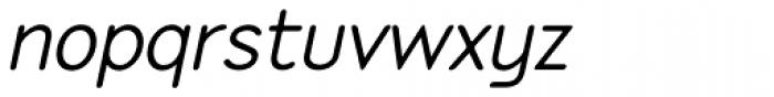 P22 Speyside Initials Italic Font LOWERCASE