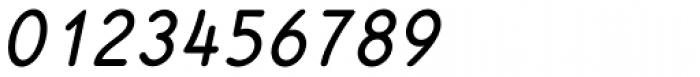 P22 Speyside SemiBold Italic Font OTHER CHARS