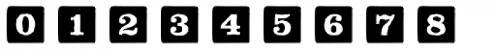 P22 ToyBox Blocks Solid Font OTHER CHARS