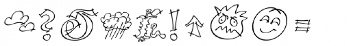P22 Tulda Symbols Font OTHER CHARS