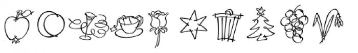 P22 Tulda Symbols Font UPPERCASE