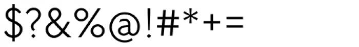 P22 Underground Pro Light Font OTHER CHARS
