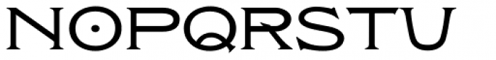 P22 Victorian Gothic Font UPPERCASE