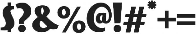 PALM TREE Regular otf (400) Font OTHER CHARS