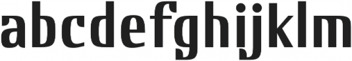 Pace otf (400) Font LOWERCASE