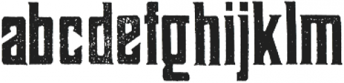 Page Imperial Weathered otf (400) Font LOWERCASE