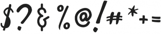 Pallaraja otf (400) Font OTHER CHARS