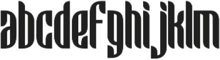 Pallubasa otf (400) Font LOWERCASE