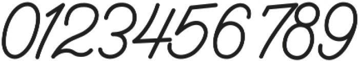 Palm Canyon Drive otf (400) Font OTHER CHARS