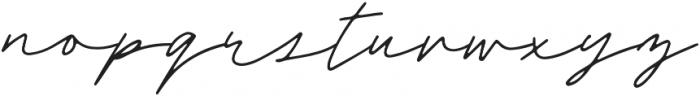 Palm Desert Script otf (400) Font LOWERCASE