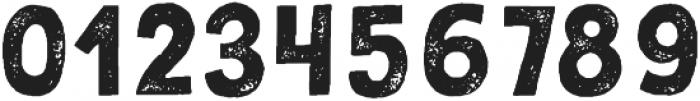 Palmer Sans Serif Aged Regular otf (400) Font OTHER CHARS