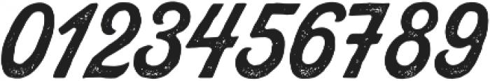 Palmer Script Aged Regular otf (400) Font OTHER CHARS