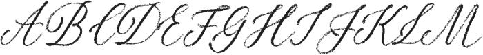 Palomino Script otf (400) Font UPPERCASE