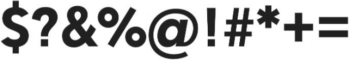 Paloseco otf (700) Font OTHER CHARS