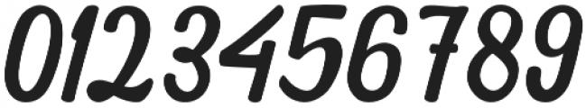 Pampkino otf (400) Font OTHER CHARS