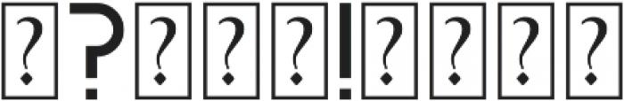Pandora Ep2 otf (400) Font OTHER CHARS