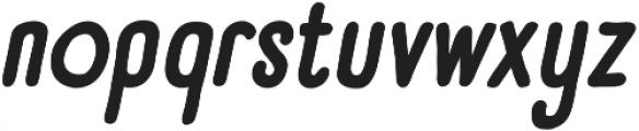 Panforte Pro otf (700) Font LOWERCASE