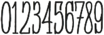 Panhitra otf (400) Font OTHER CHARS