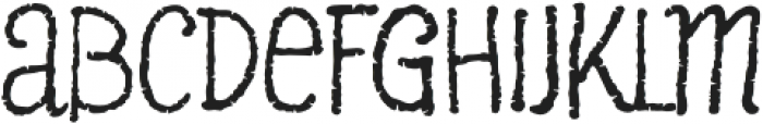 Pantano Regular otf (400) Font LOWERCASE